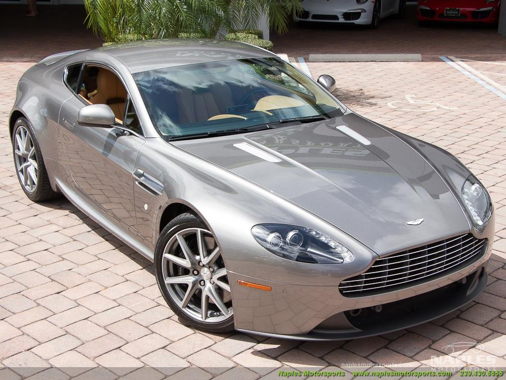 2012 Aston Martin Vantage - Photo 51 - Naples, FL 34104