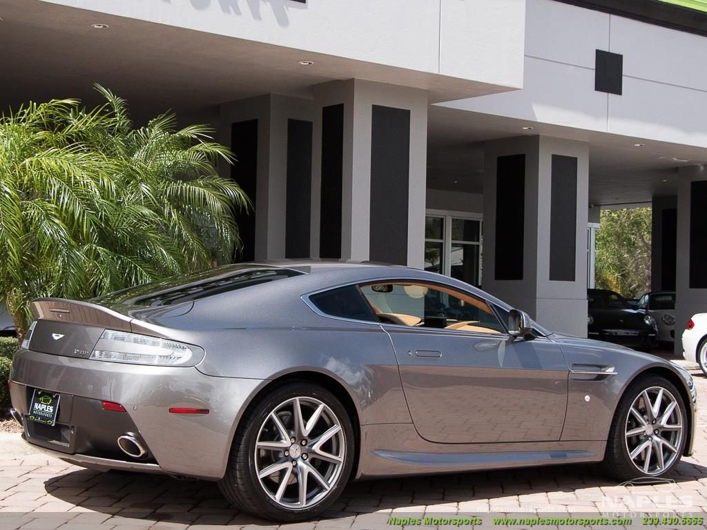 2012 Aston Martin Vantage - Photo 35 - Naples, FL 34104