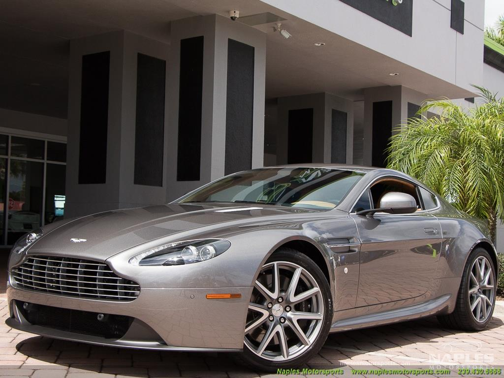 2012 Aston Martin Vantage - Photo 46 - Naples, FL 34104