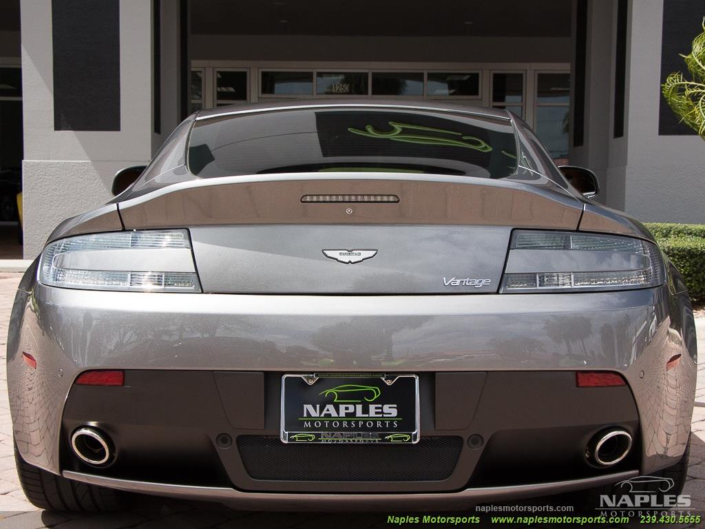 2012 Aston Martin Vantage - Photo 58 - Naples, FL 34104