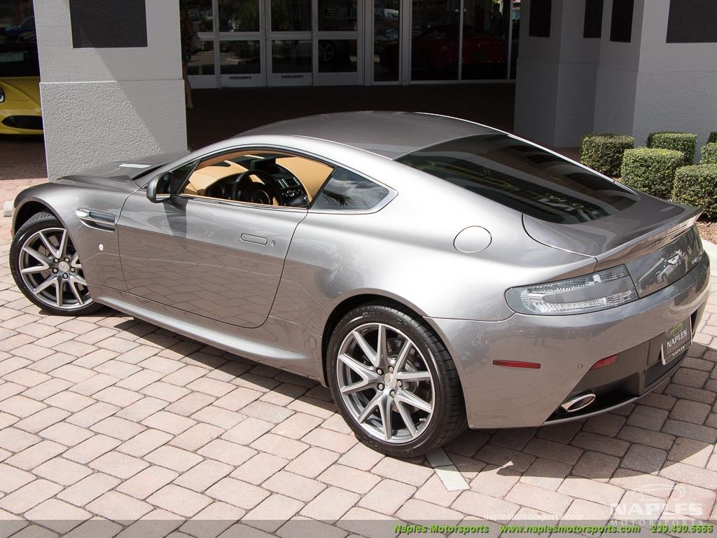 2012 Aston Martin Vantage - Photo 45 - Naples, FL 34104