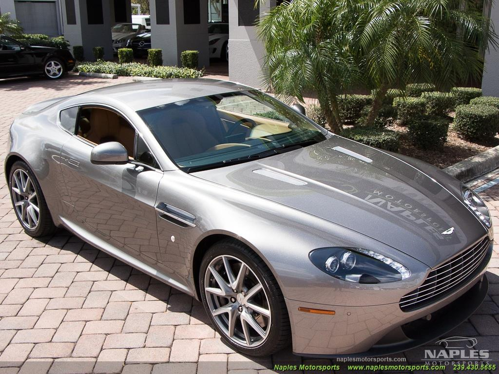 2012 Aston Martin Vantage - Photo 24 - Naples, FL 34104