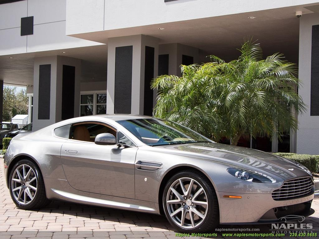 2012 Aston Martin Vantage - Photo 36 - Naples, FL 34104
