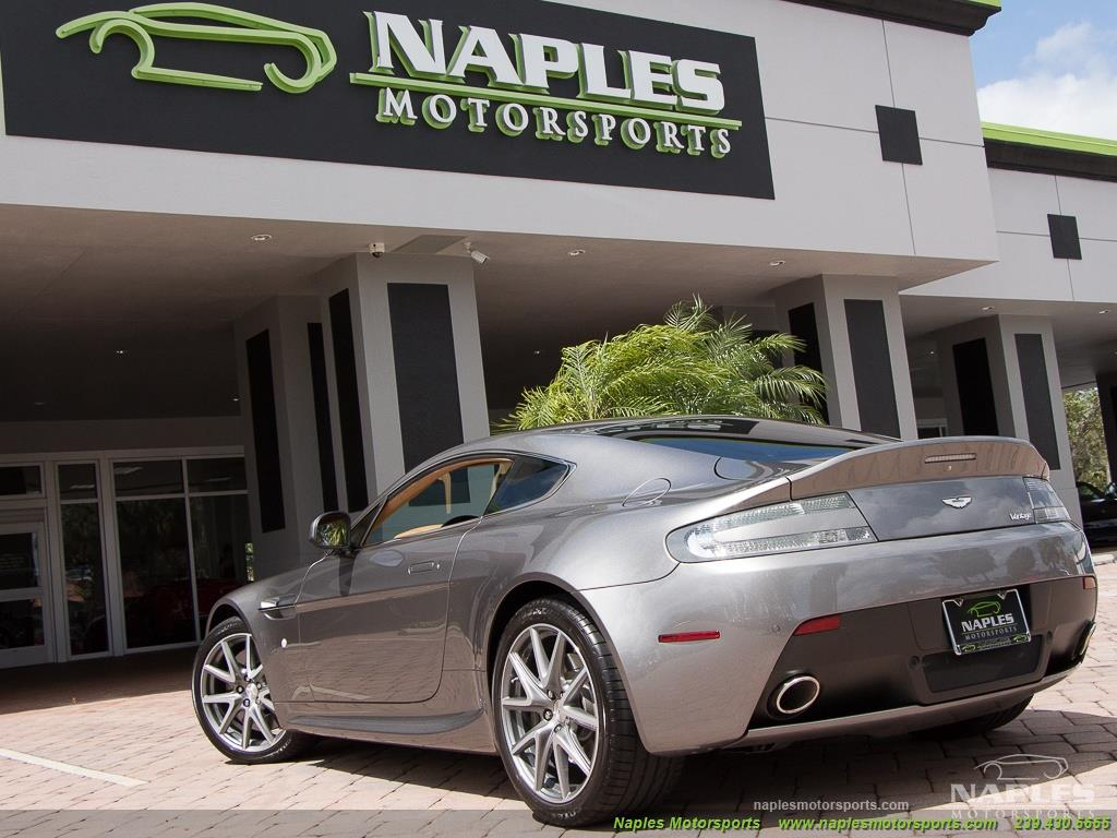 2012 Aston Martin Vantage - Photo 44 - Naples, FL 34104