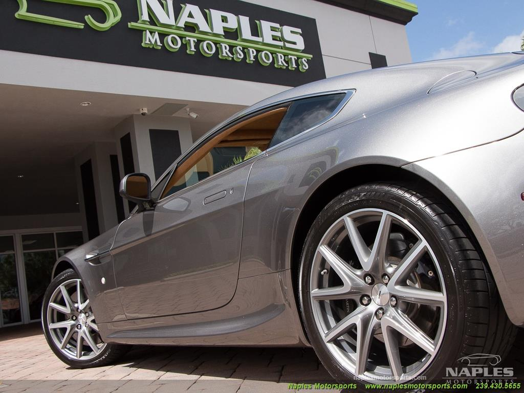 2012 Aston Martin Vantage - Photo 29 - Naples, FL 34104