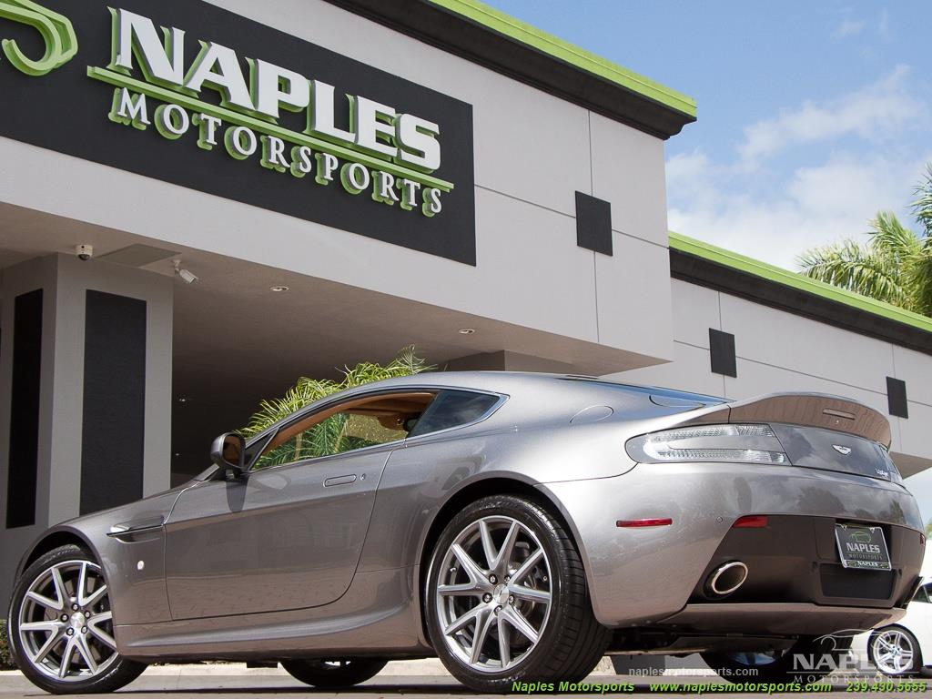 2012 Aston Martin Vantage - Photo 43 - Naples, FL 34104