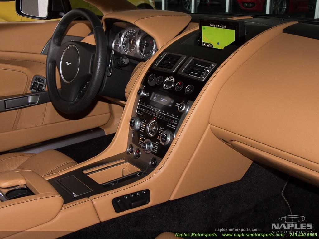 2012 Aston Martin Vantage - Photo 52 - Naples, FL 34104