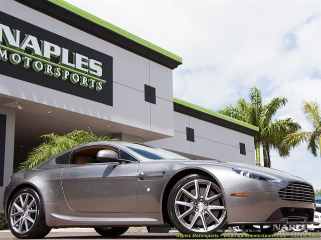2012 Aston Martin Vantage - Photo 1 - Naples, FL 34104