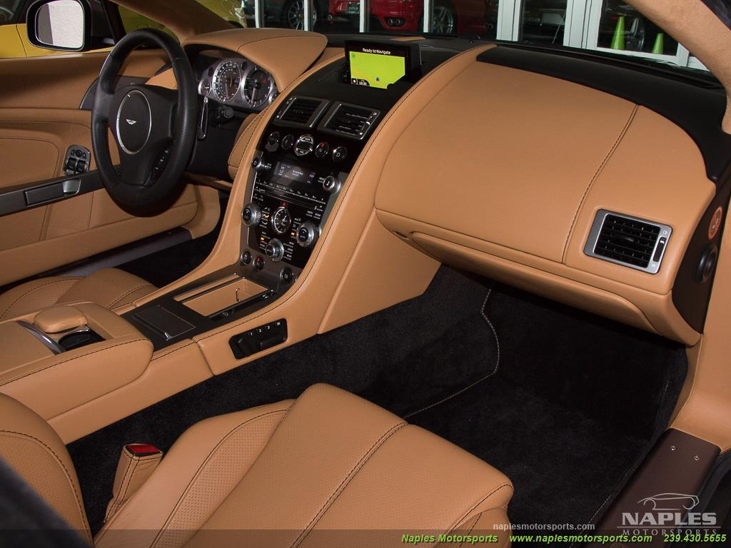 2012 Aston Martin Vantage - Photo 32 - Naples, FL 34104