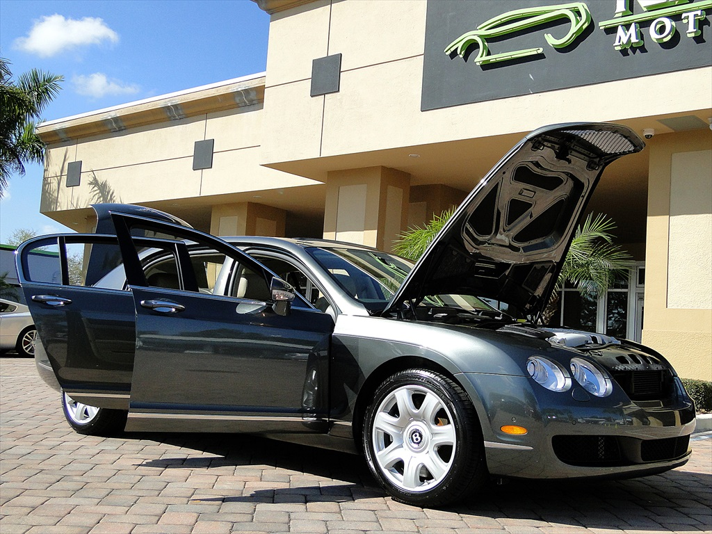 2006 Bentley Continental Flying Spur - Photo 55 - Naples, FL 34104