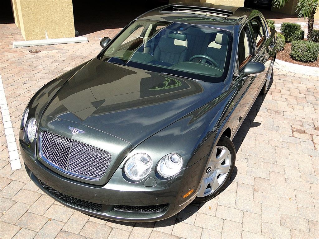 2006 Bentley Continental Flying Spur - Photo 16 - Naples, FL 34104