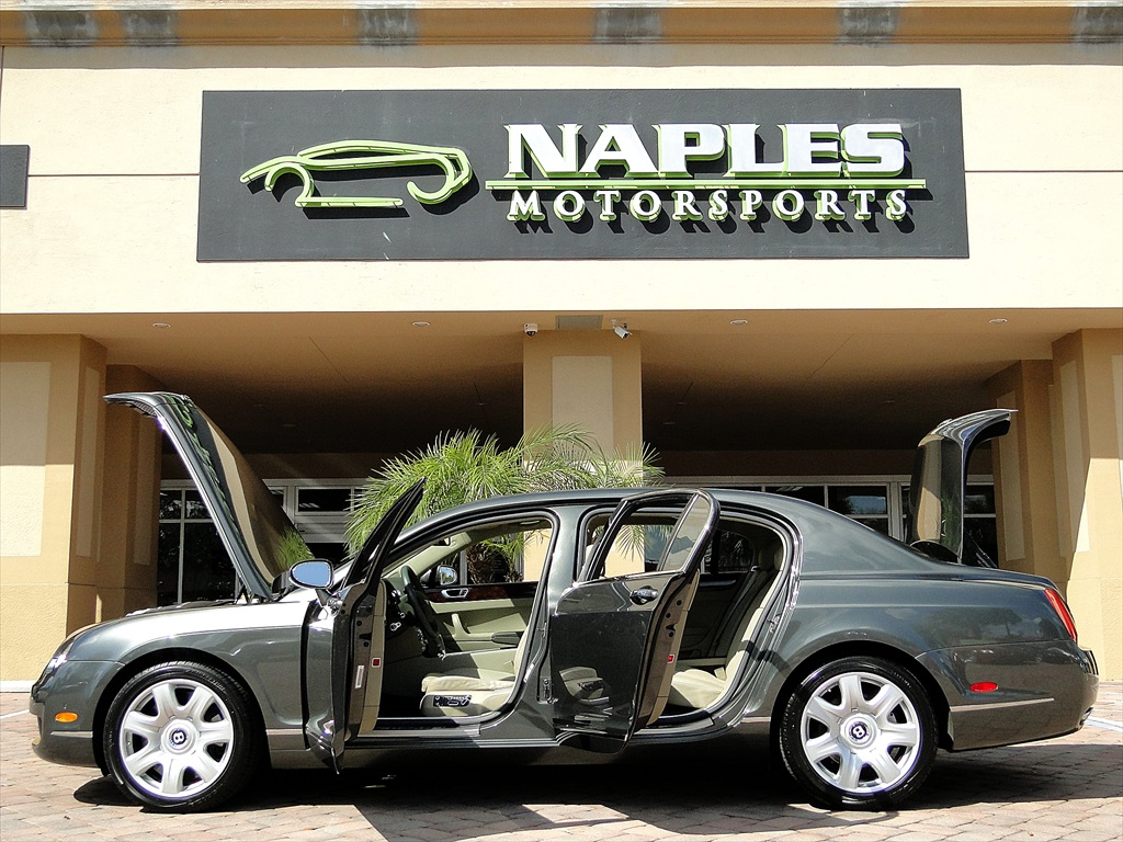 2006 Bentley Continental Flying Spur - Photo 57 - Naples, FL 34104