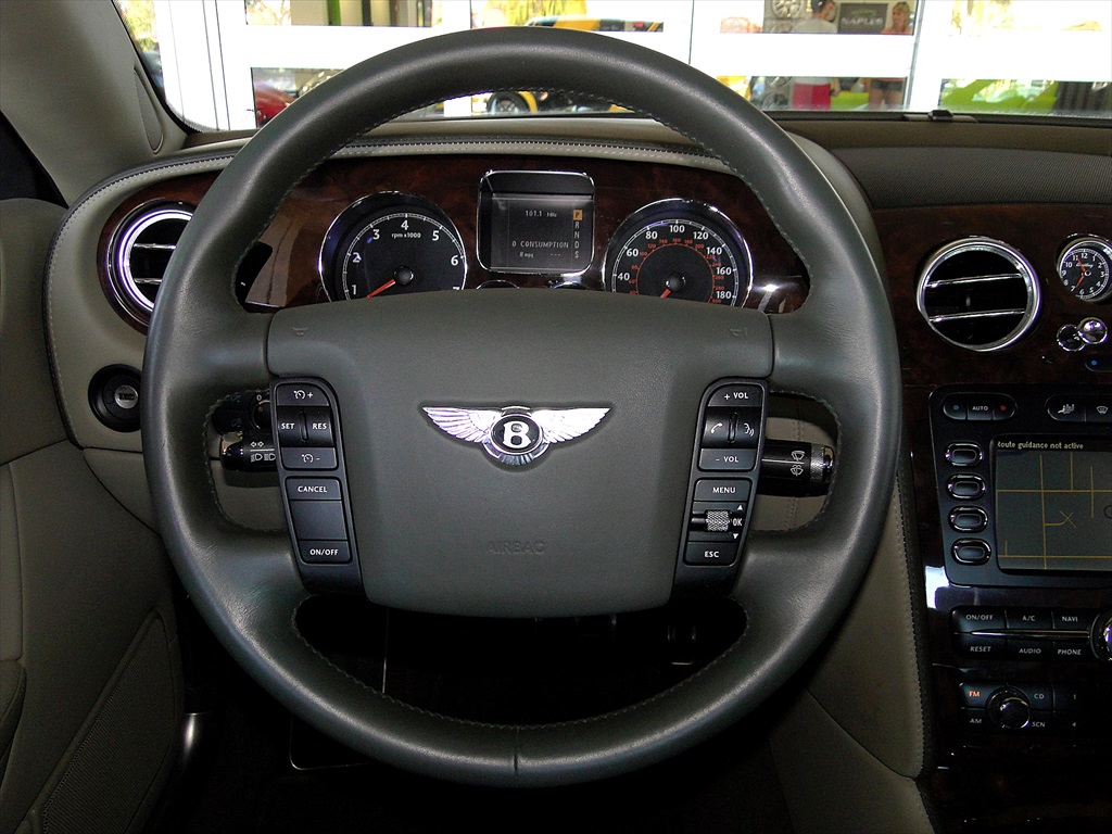 2006 Bentley Continental Flying Spur - Photo 33 - Naples, FL 34104