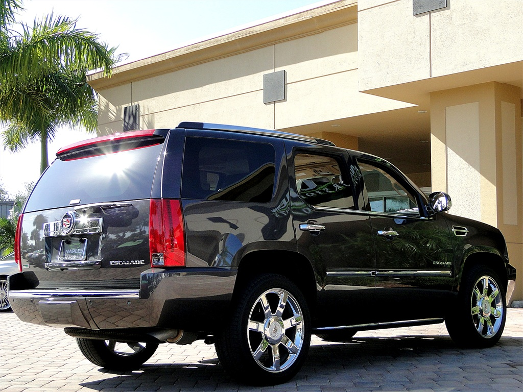 2010 Cadillac Escalade Luxury AWD - Photo 18 - Naples, FL 34104