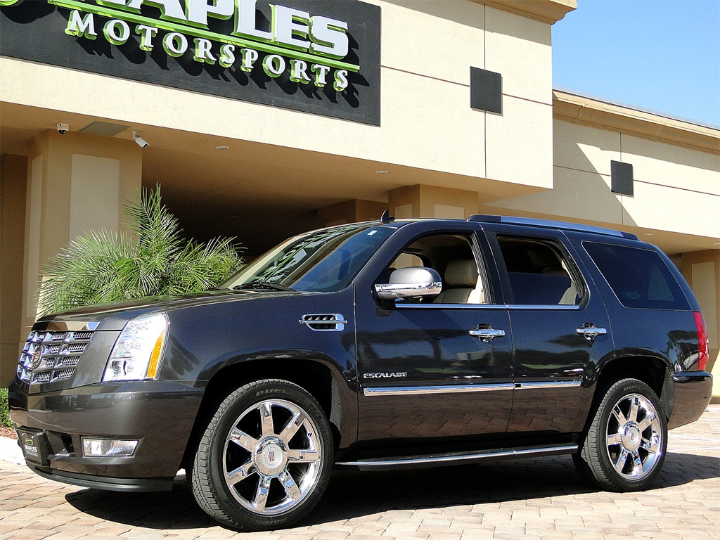 2010 Cadillac Escalade Luxury AWD - Photo 19 - Naples, FL 34104