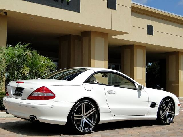 2008 mercedes benz sl550. Black Bedroom Furniture Sets. Home Design Ideas