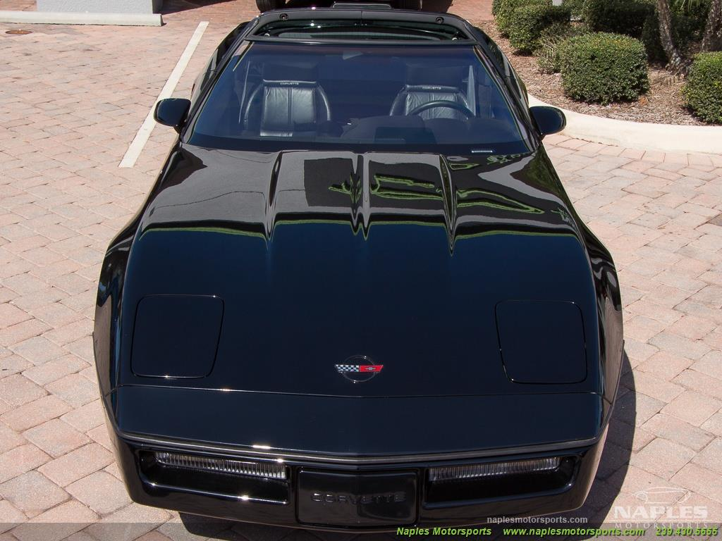 1990 Chevrolet Corvette ZR1 - Photo 27 - Naples, FL 34104