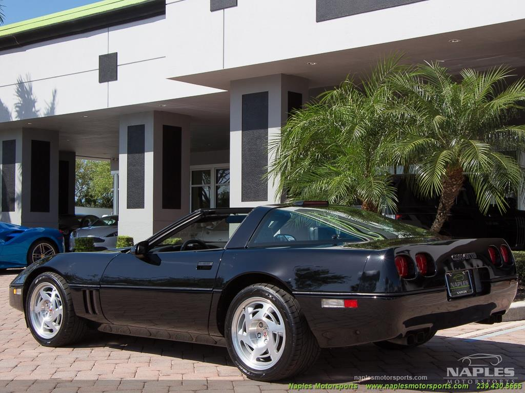 1990 Chevrolet Corvette ZR1 - Photo 9 - Naples, FL 34104