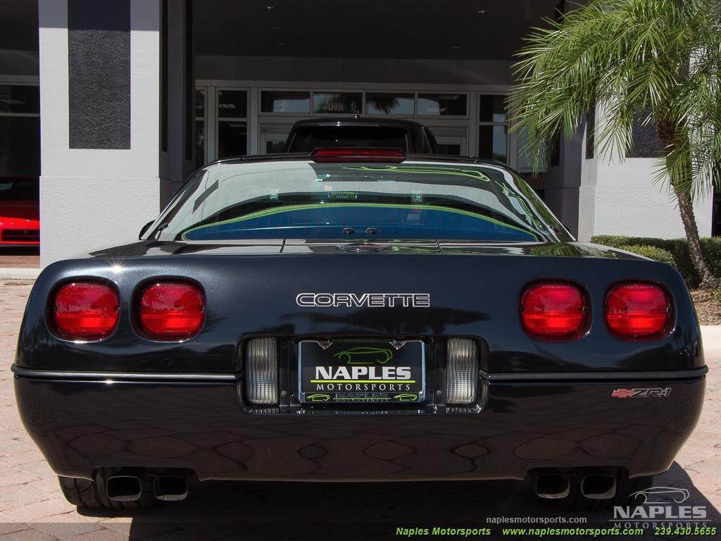 1990 Chevrolet Corvette ZR1 - Photo 58 - Naples, FL 34104