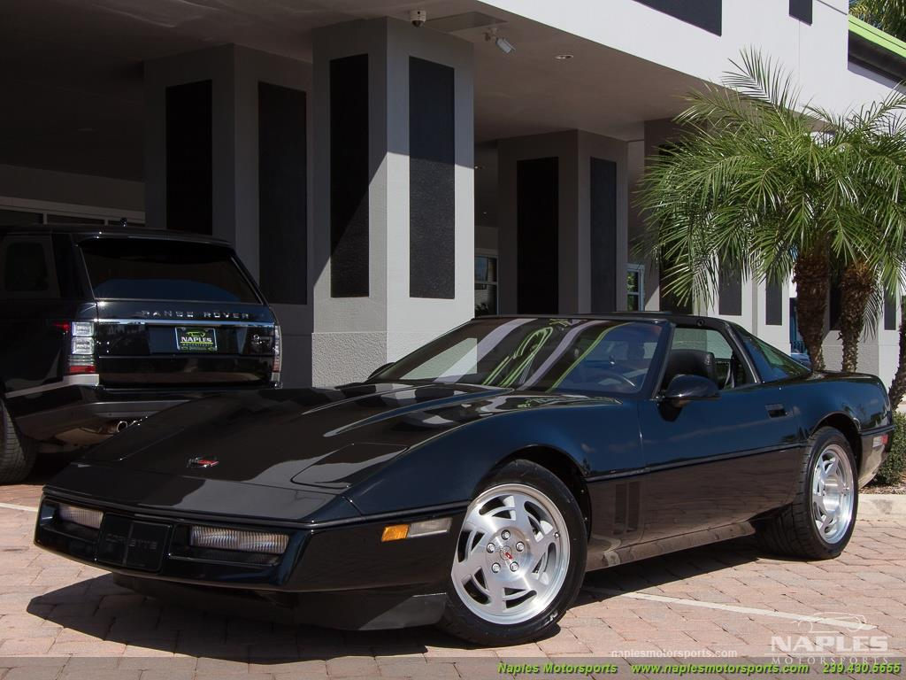 1990 Chevrolet Corvette ZR1 - Photo 49 - Naples, FL 34104