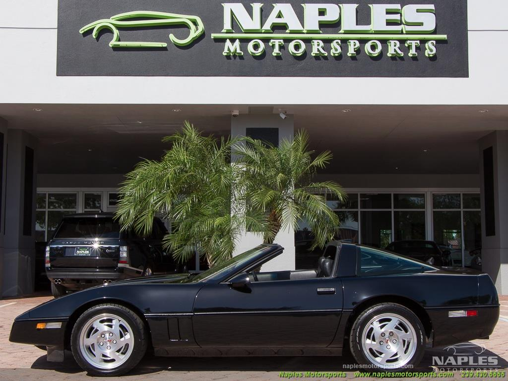 1990 Chevrolet Corvette ZR1 - Photo 33 - Naples, FL 34104