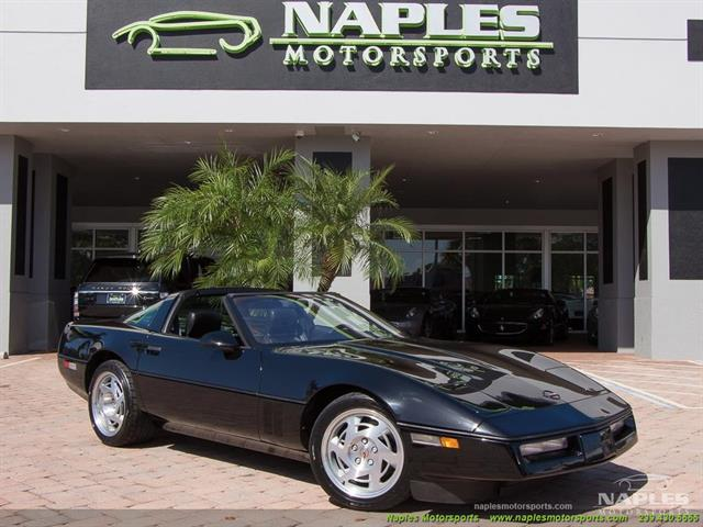1990 Chevrolet Corvette ZR1 - Photo 1 - Naples, FL 34104