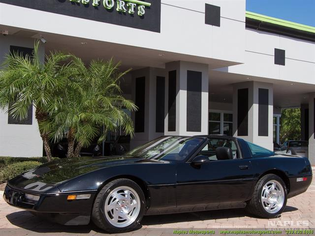 1990 Chevrolet Corvette ZR1 - Photo 3 - Naples, FL 34104