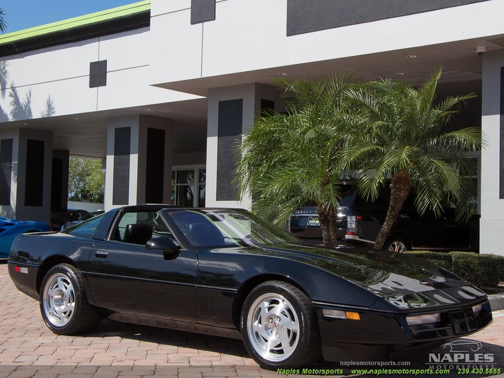 1990 Chevrolet Corvette ZR1 - Photo 43 - Naples, FL 34104