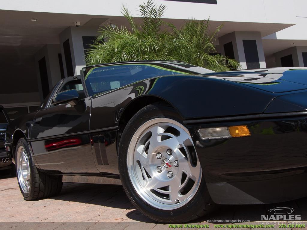 1990 Chevrolet Corvette ZR1 - Photo 37 - Naples, FL 34104