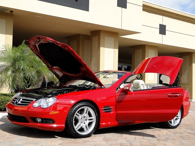 2006 Mercedes-Benz SL500 - Photo 22 - Naples, FL 34104