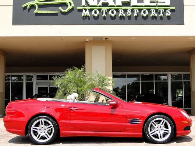 2006 Mercedes-Benz SL500 - Photo 21 - Naples, FL 34104