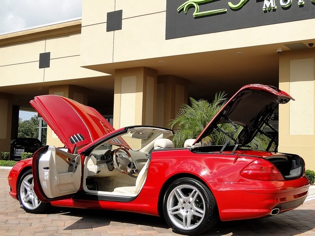 2006 Mercedes-Benz SL500 - Photo 4 - Naples, FL 34104