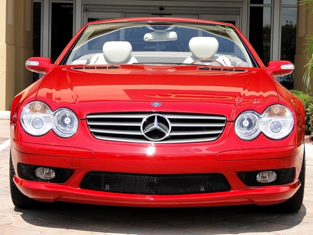2006 Mercedes-Benz SL500 - Photo 11 - Naples, FL 34104