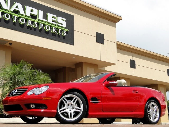 2006 Mercedes-Benz SL500 - Photo 26 - Naples, FL 34104