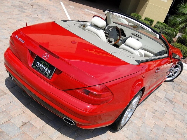 2006 Mercedes-Benz SL500 - Photo 52 - Naples, FL 34104