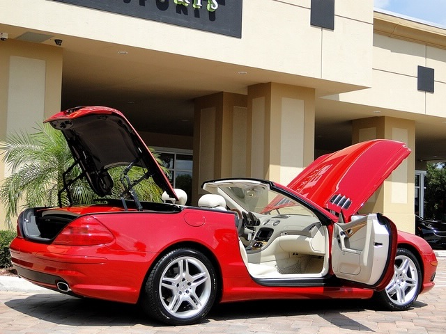 2006 Mercedes-Benz SL500 - Photo 23 - Naples, FL 34104