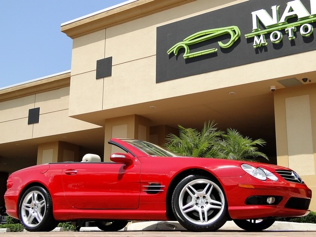 2006 Mercedes-Benz SL500 - Photo 51 - Naples, FL 34104