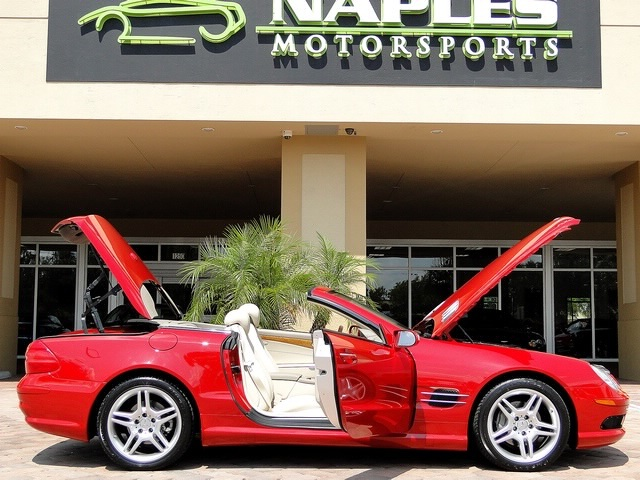 2006 Mercedes-Benz SL500 - Photo 17 - Naples, FL 34104