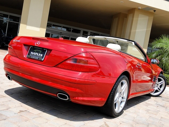 2006 Mercedes-Benz SL500 - Photo 50 - Naples, FL 34104