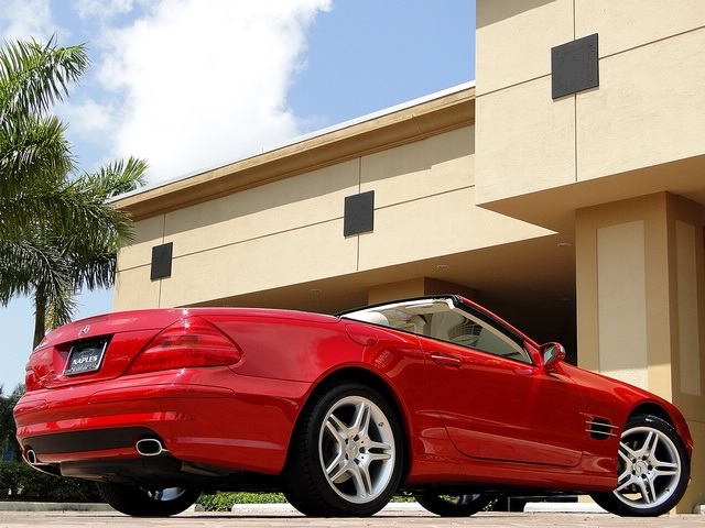 2006 Mercedes-Benz SL500 - Photo 47 - Naples, FL 34104