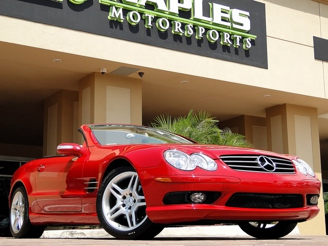2006 Mercedes-Benz SL500 - Photo 1 - Naples, FL 34104