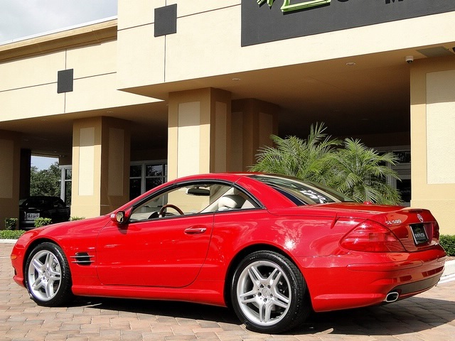 2006 Mercedes-Benz SL500 - Photo 15 - Naples, FL 34104