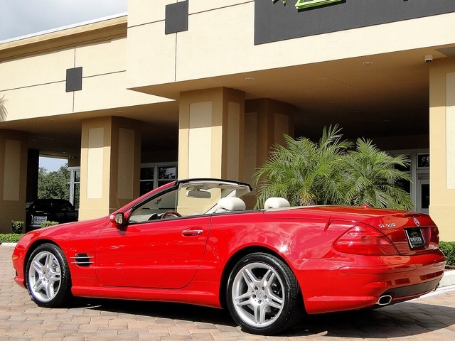 2006 Mercedes-Benz SL500 - Photo 3 - Naples, FL 34104