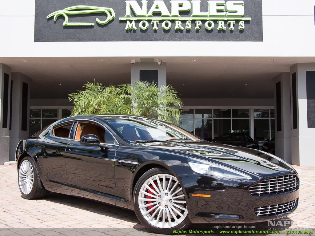 2011 Aston Martin Rapide - Photo 54 - Naples, FL 34104