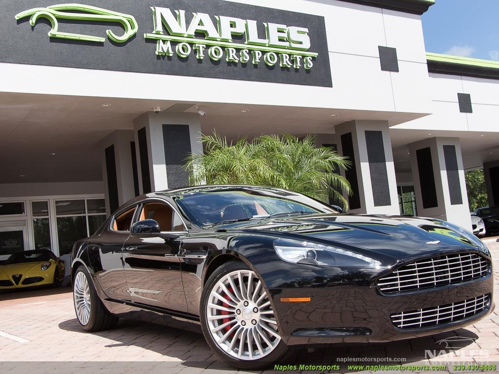2011 Aston Martin Rapide - Photo 32 - Naples, FL 34104