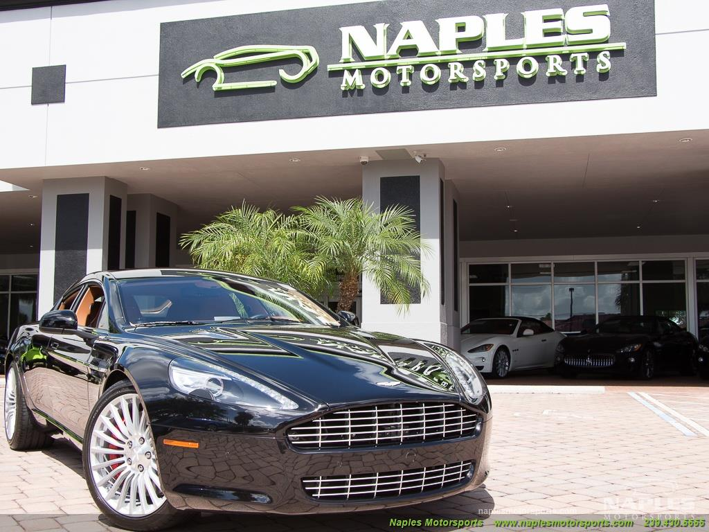 2011 Aston Martin Rapide - Photo 55 - Naples, FL 34104