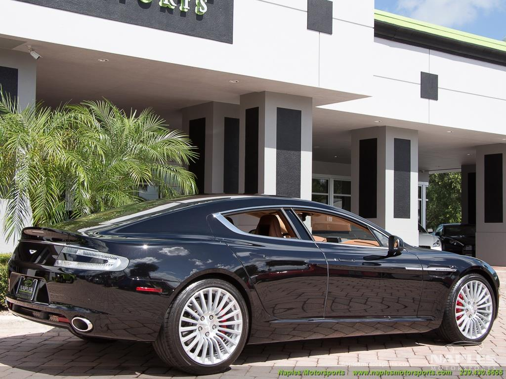2011 Aston Martin Rapide - Photo 20 - Naples, FL 34104