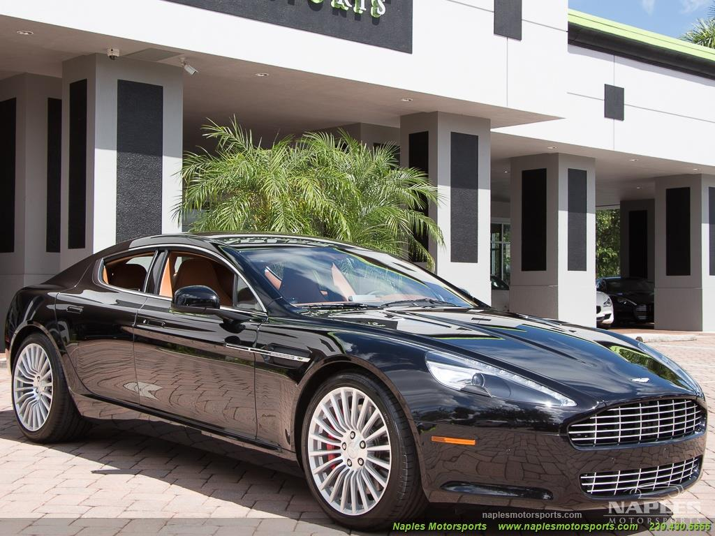 2011 Aston Martin Rapide - Photo 31 - Naples, FL 34104