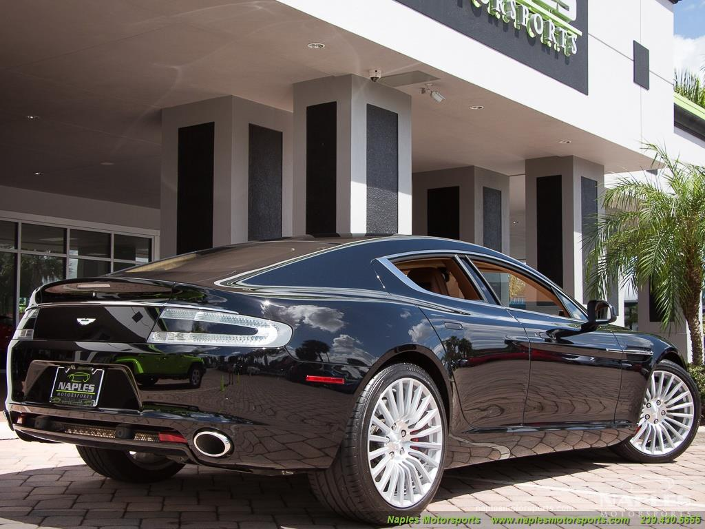 2011 Aston Martin Rapide - Photo 52 - Naples, FL 34104