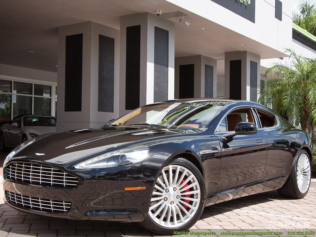 2011 Aston Martin Rapide - Photo 50 - Naples, FL 34104